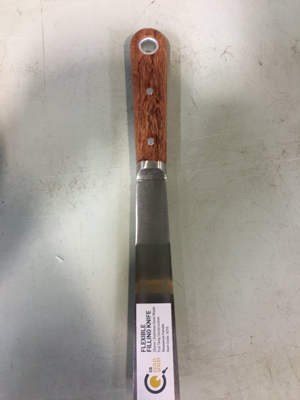 CQ Flexible S/S Filling Knife 25mm