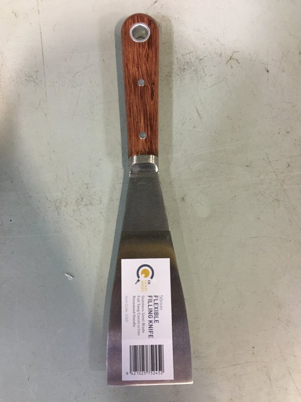 CQ Flexible S/S Filling Knife 50mm