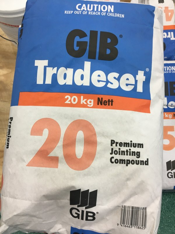 IB GIB Compound Trade Set 20 - 20kg